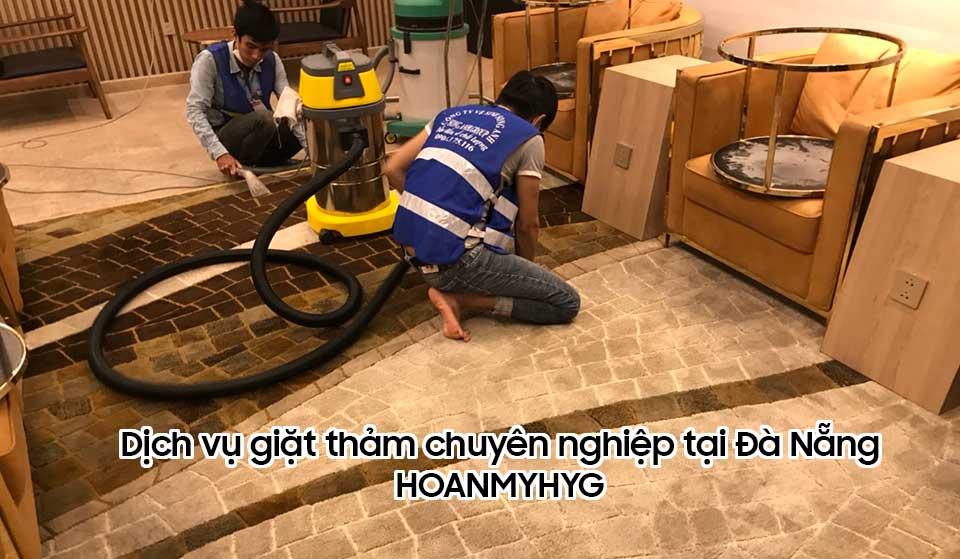 Công ty giặt thảm chuyên nghiêp tại Đà Nẵng