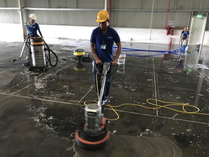 Công ty dịch vụ vệ sinh tại đà nẵng