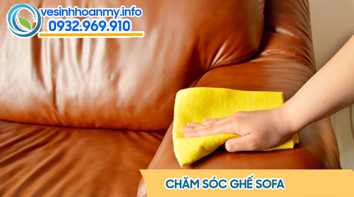 Giặt ghế sofa thường xuyên mang lại nhiều lợi ích lớn