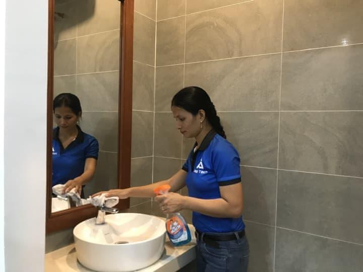 Dịch vụ tạp vụ văn phòng, vệ sinh văn phòng tại Đà Nẵng