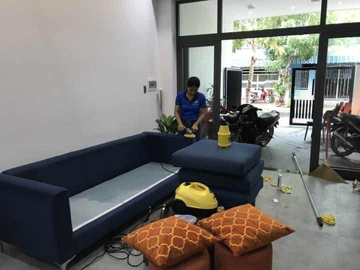 Giặt ghế sofa, giặt thảm, đệm tại Đà Nẵng