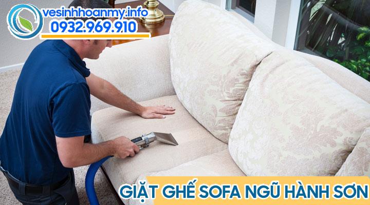 Vệ sinh sofa cao cấp tại Ngũ Hành Sơn - Đà Nẵng