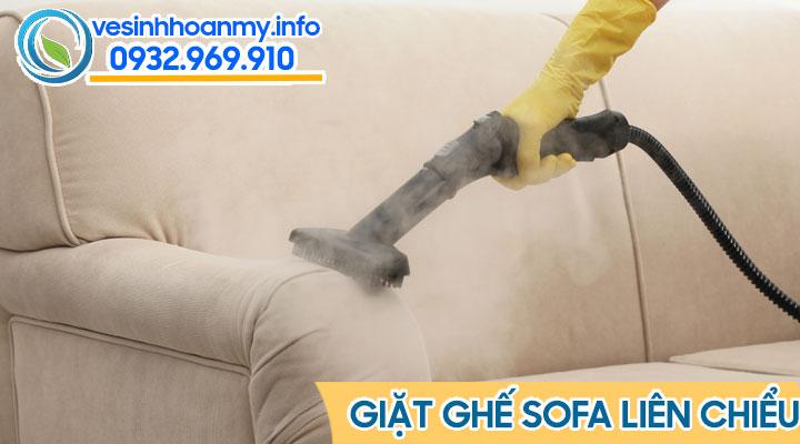 Giặt ghế sofa quận Liên Chiểu Đà Nẵng